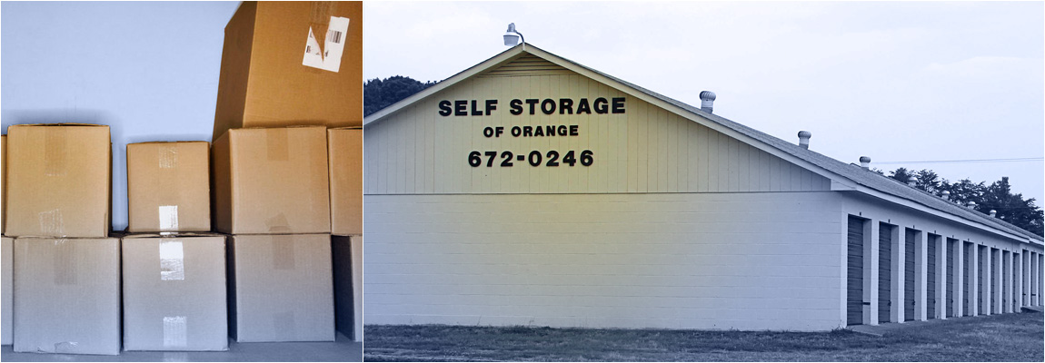 Self Storage of Orange