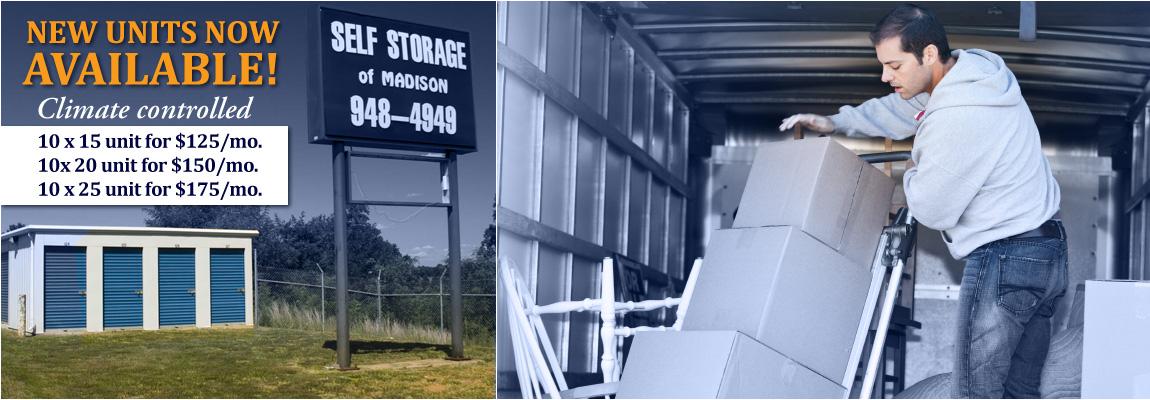 Self Storage of Madison